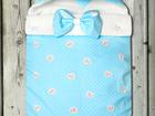 Смотреть фотографию  Конверты на выписку для новорожденных, торговая марка Futurmama 39647776 в Туле