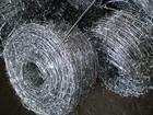 Свежее фото  Проволока колючая 2,8х2 мм оцинкованная ГОСТ 285-69 39744416 в Орле