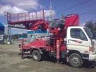 Просмотреть изображение  Аренда автовышки 12-26 м (люлька-балкон) 39888718 в Одинцово-10