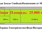 Новое изображение  Аренда Земли Свободн, Назначения- от 1000м, от 40руб/мес(А-107, дер, Свитино) 39918940 в Кургане
