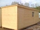 Скачать foto Строительство домов Хозблок-сарай для дачи  43832839 в Тюмени