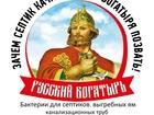 Уникальное изображение  Биоактиватор для дачных туалетов Русский Богатырь 62010990 в Москве