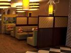 Просмотреть foto  Декоративные ограждения, перегородки, кашпо напольные для кафе 62065316 в Москве