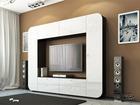Свежее фотографию  Стенка белая iMeb Мебель Неман в hi-tech в стиле iPad 66465656 в Москве
