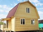 Смотреть фото  Не дорогое строительство домов и бань из бруса 68787942 в Егорьевске