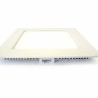 Светильник светодиодный потолочный, квадратный врезной, Down Light, 220В, 12 Вт,