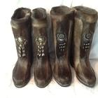 Меховая обувь, пимы, унты, из камуса северного оленя