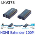 Удлинитель HDMI по витой паре на 120 м, каскадирование сигналов