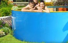 Бортовой каркасный бассейн Чад 3, 4х1, 5 м