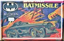 Модель склейка из кинофильма Бэтман, Масштаб 1:24