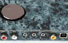 Звуковая карта Asus USB Xonar U7 Echelon Edition