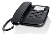 Телефон проводной Gigaset DA510 (черный)