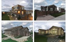Готовый проект дома, проект бани, проект барбекю и пр