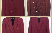 Малиновый пиджак 90-х и другие вещи из 90х в аренду, на прокат