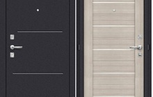 Двери Оптим с экошпоном