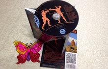 Продадим аудиокнигу «Олимпионик из Артаксаты»