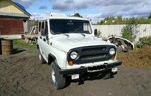 УАЗ 3151 2.4МТ, 2005, внедорожник