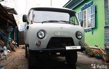 УАЗ 3962 2.9МТ, 2007, микроавтобус