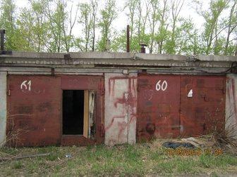 Свежее фото Гаражи, стоянки Продам гараж 84 м2 район поселка Рябиновый 32773661 в Кургане