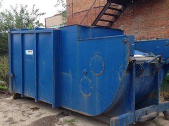 Смотреть изображение  Пресс контейнер 16 м3 33254457 в Москве