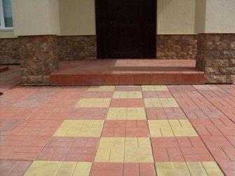 Скачать бесплатно изображение Строительные материалы Тротуарная плитка Восемь кирпичей  34023007 в Кургане