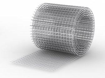 Уникальное фото Строительные материалы Сетка Сварная без покрытия (Кладочная) 34023214 в Кургане