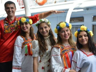 Смотреть изображение  Круиз на т/х Урал Ах, Чайковский-городок, 34241940 в Перми