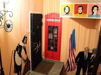 Просмотреть фотографию  Роспись стен и потолков, декорирование интерьера 34992404 в Москве