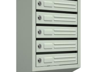 Смотреть фотографию  Почтовые ящики для подъездов 35104310 в Саранске