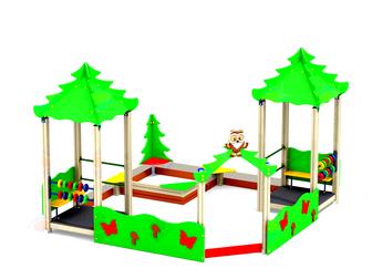 Смотреть фотографию  Детские песочницы с крышкой и без, песочные дворики 35874696 в Саратове