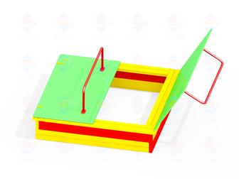 Увидеть изображение  Детские песочницы с крышкой и без, песочные дворики 35874696 в Саратове