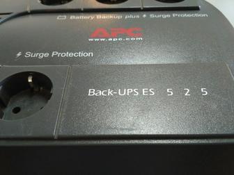 Просмотреть foto  ИБП APC UPS ES 525 37345675 в Новосибирске