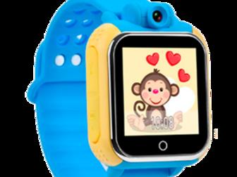 Увидеть foto  Smart baby watch - хит продаж 2016 37562277 в Москве