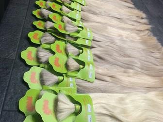 Новое изображение  Волосы в срезах, Сырье, Гарантия от производителя 38577120 в Москве
