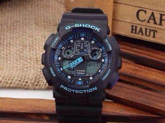 Уникальное фотографию  Легендарные часы G-SНОСK - лучший подарок 38694365 в Уфе