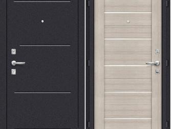 Увидеть foto  Двери Оптим с экошпоном 38990568 в Москве
