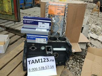 Уникальное изображение  Блок цилиндров ГАЗ 3302, 3110 дв, 405, 409 ЕВРО-3 ЗМЗ 39038565 в Владимире