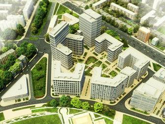 Увидеть фотографию  Продаем 2-х комнатные апартаменты в ЖК ВТБ Арена парк 39087619 в Москве