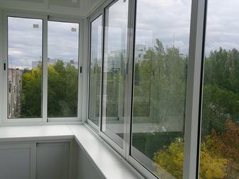 Свежее изображение  Остекление, ремонт и обустройство балкона под ключ 39341999 в Москве