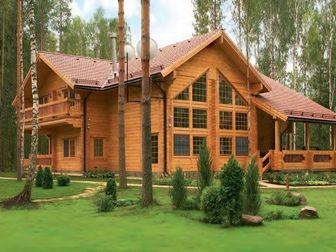 Новое фото  Строительство деревянных домов 39405179 в Москве