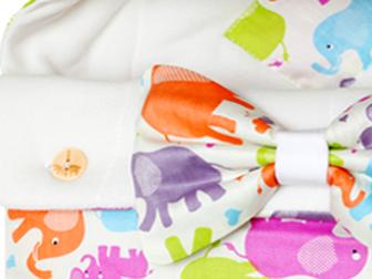 Свежее изображение  Конверт на выписку для новорожденного Futurmama Color Elefant 39465755 в Архангельске