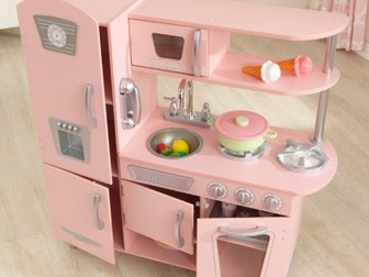 Скачать изображение  Детские игровые кухни 39533331 в Москве