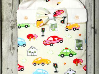 Скачать бесплатно фото  Конверты на выписку для новорожденных Futurmama 39647063 в Твери