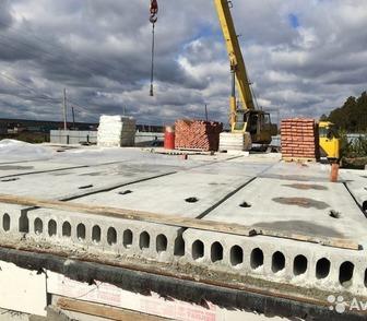 Изображение в Строительство и ремонт Строительные материалы Плиты перекрытия ПК, ПТП, ПБ, перемычки, в Кургане 0