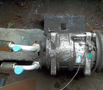 Фото в Спецтехника Компрессор продаю компрессор рефрежератора Garrier в Кургане 5000