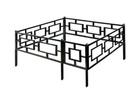 Фото в Строительство и ремонт Разное Ограды    Ритуальные ограды изготавливаются в Курске 1110