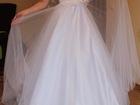 Свежее фотографию  Свадебное платье 37638004 в Курске
