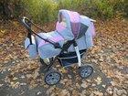 Детская коляска amelia