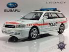 Просмотреть foto Коллекционирование полицейские машины мира №58 SUBARU LEGACY полиция швейцарии 35027040 в Липецке