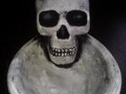 Уникальное изображение  Продаю пепельницу-черепок из гипса 44168005 в Липецке